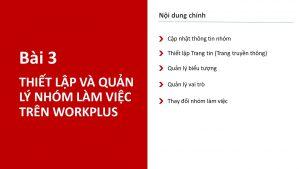 Hướng dẫn sử dụng Workplus