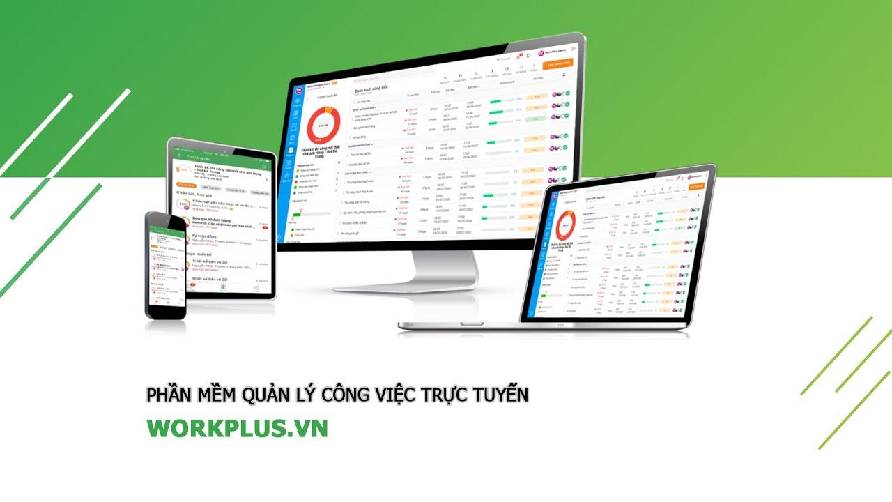 Phần mềm giao việc tiện lợi, dễ sử dụng dành cho doanh nghiệp