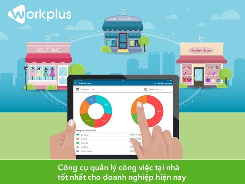 Công cụ quản lý công việc tại nhà giao việc online nhanh chóng